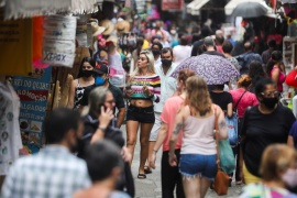 Brazil, Latin America's largest economy, grew by 3.2 percent in the fourth quarter, according to the country's official statistics agency IBGE [File: Pilar Olivares/Reuters]
