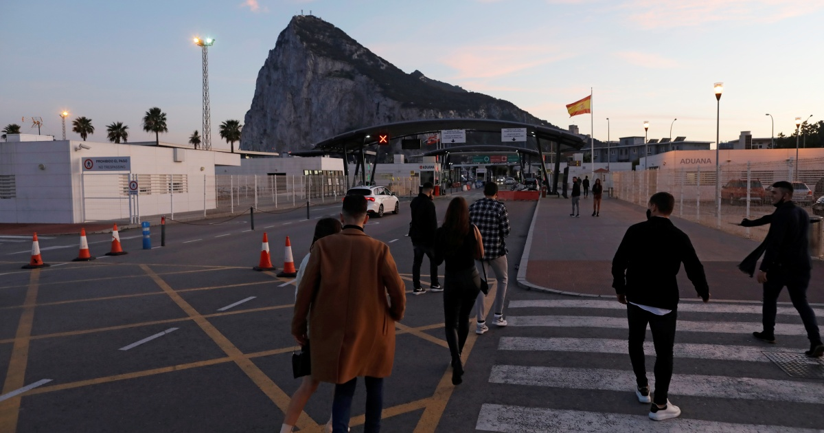 Spain to allow free movement for Gibraltar workers after Brexit thumbnail
