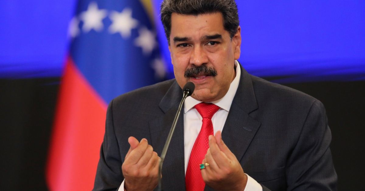 Photo of Facebook freezes Maduro's page for COVID misinformation