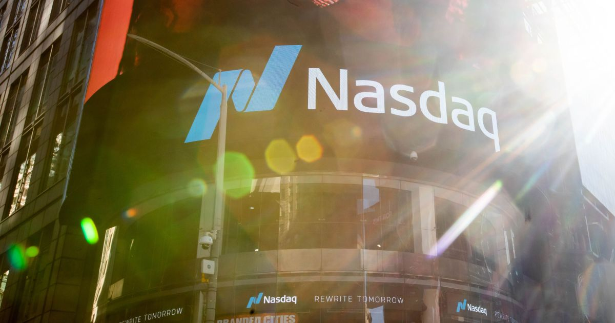 Tech-heavy Nasdaq hits correction with 10.5% fall from peak