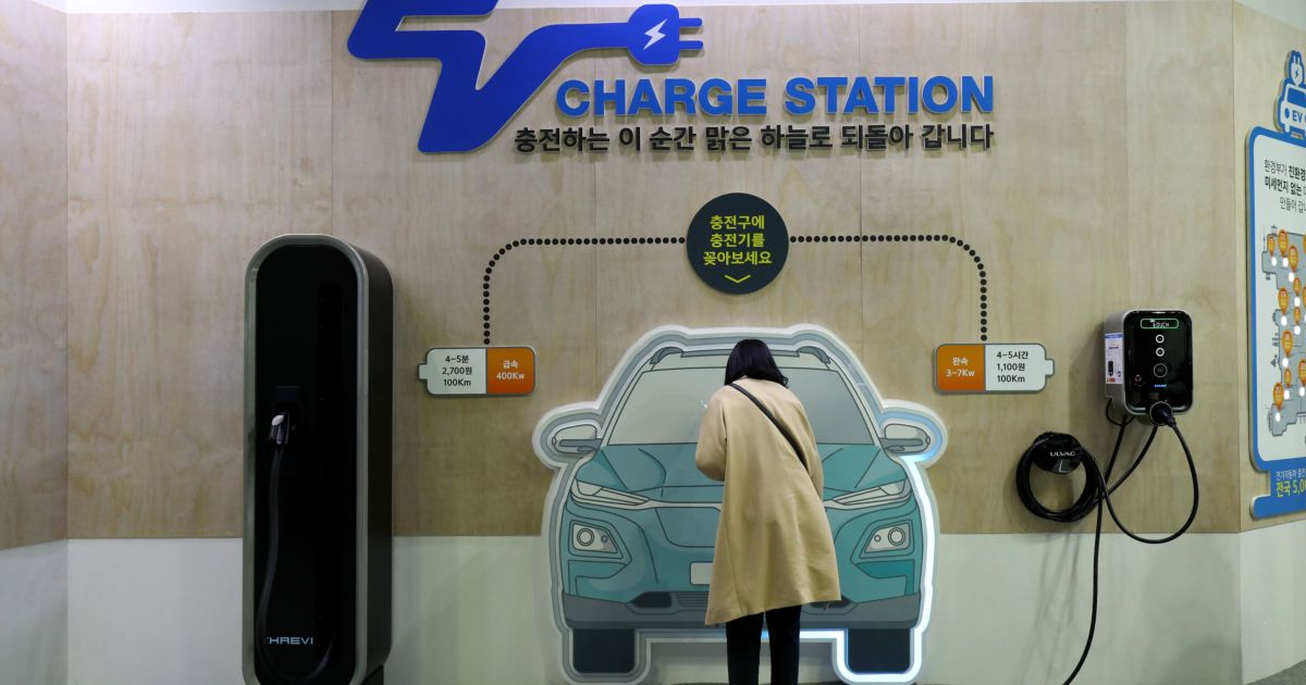 Constructing again higher in South Korea with inexperienced, digital tech