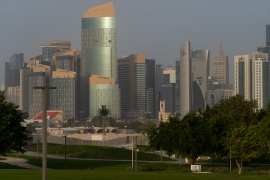 Qatar will spend 34.6 billion riyals ($9.4bn) more than it takes in next year, according to a statement from the Finance Ministry [File: Sorin Furcoi/Al Jazeera]
