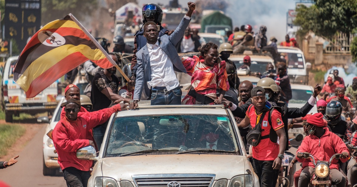 #UgandaIsBleeding: Are opposition leaders in danger? undefined