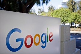 California Attorney General Xavier Becerra filed the motion to join the case against Alphabet, the parent company of Google, in federal court on Friday (AP Photo/Marcio Jose Sanchez, File)