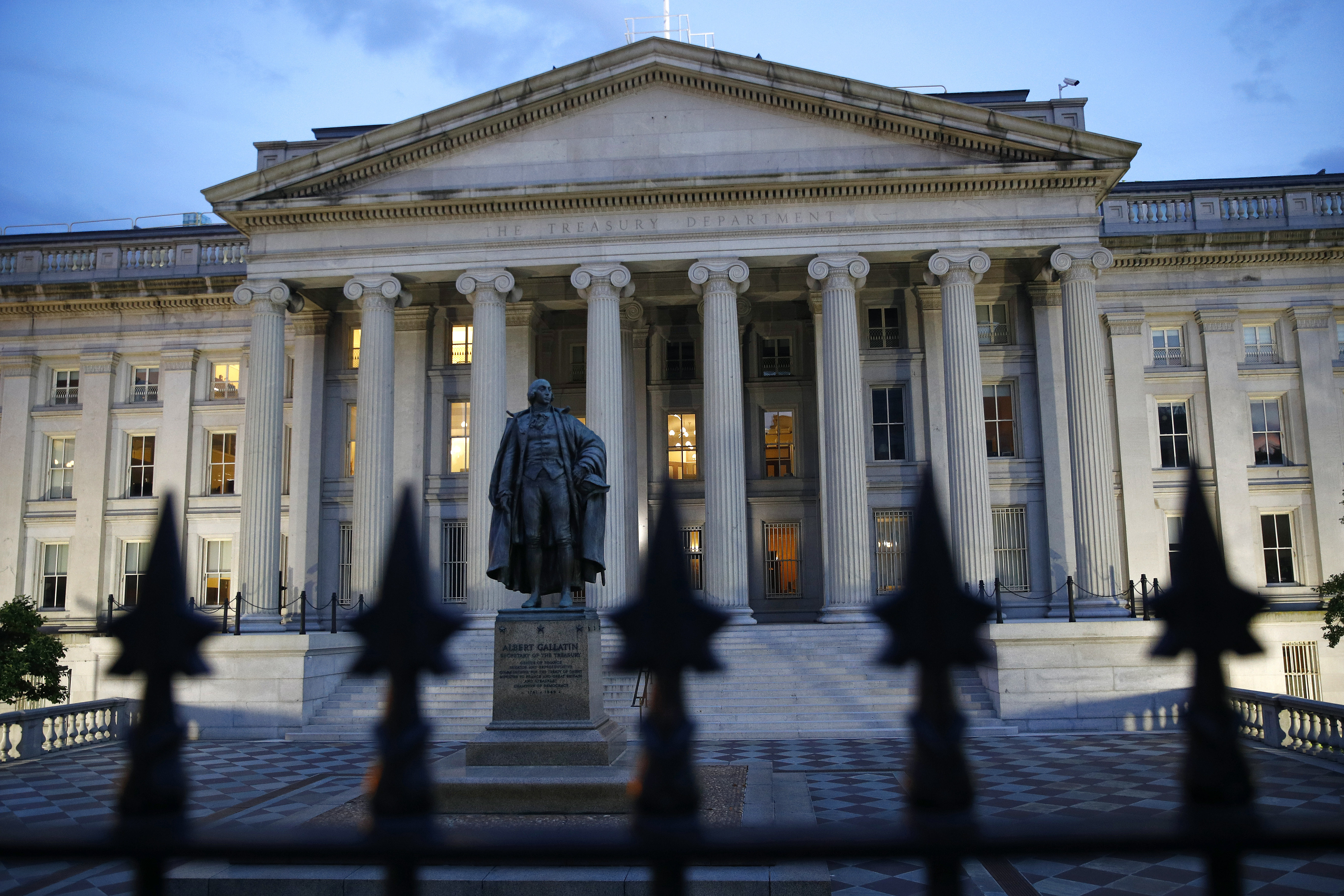 Hackers target USA government agencies