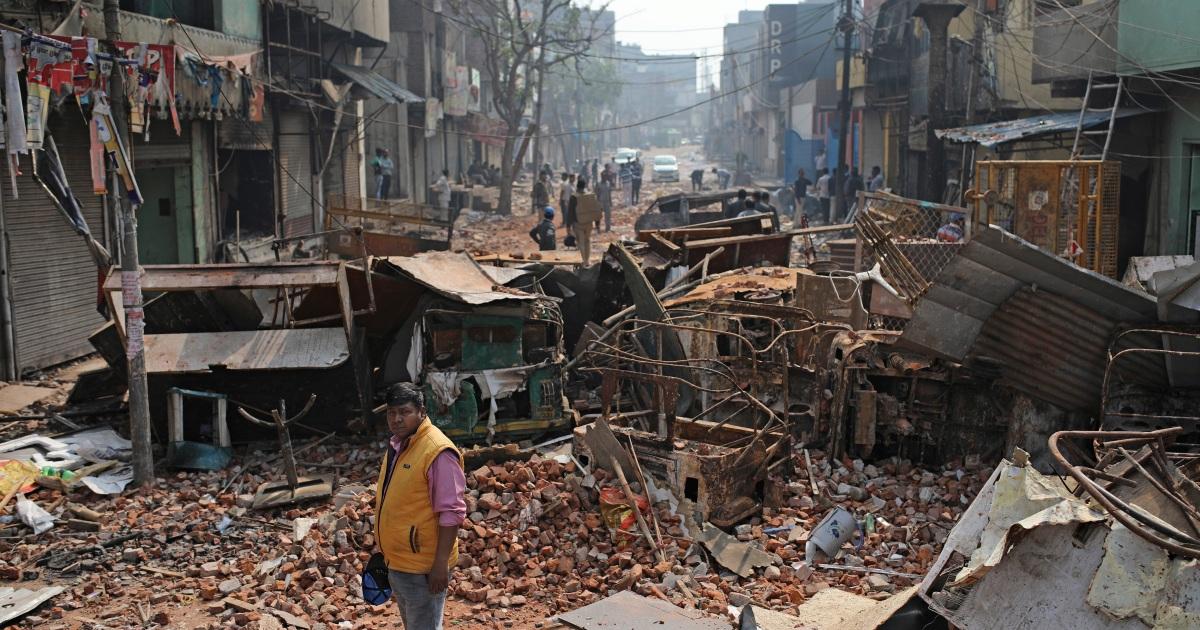 www.aljazeera.com: Why the 2020 violence in Delhi was a pogrom