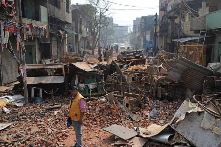 Fear, silent migration: A year after anti-Muslim riots in Delhi