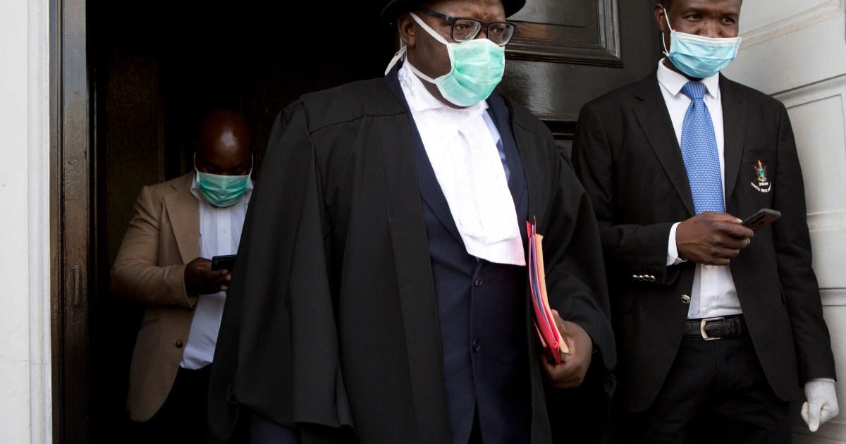 Zimbabwe opposition VP Biti released on bail in assault case