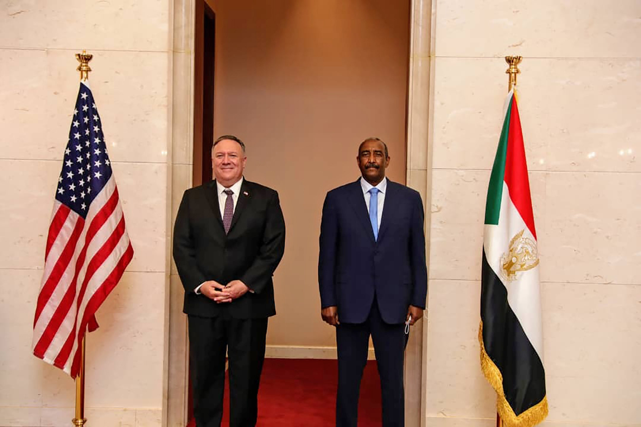 United States to remove Sudan from terrorism list on December 14