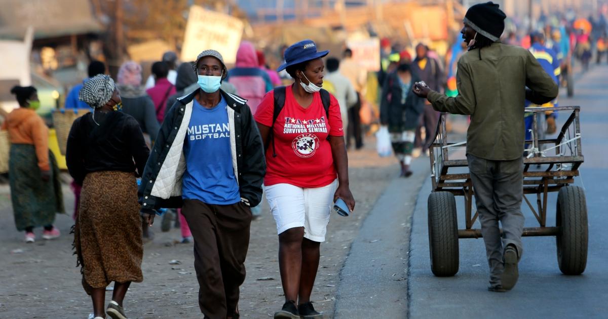 Zimbabwe tightens gathering limits as COVID-19 cases rise | Zimbabwe