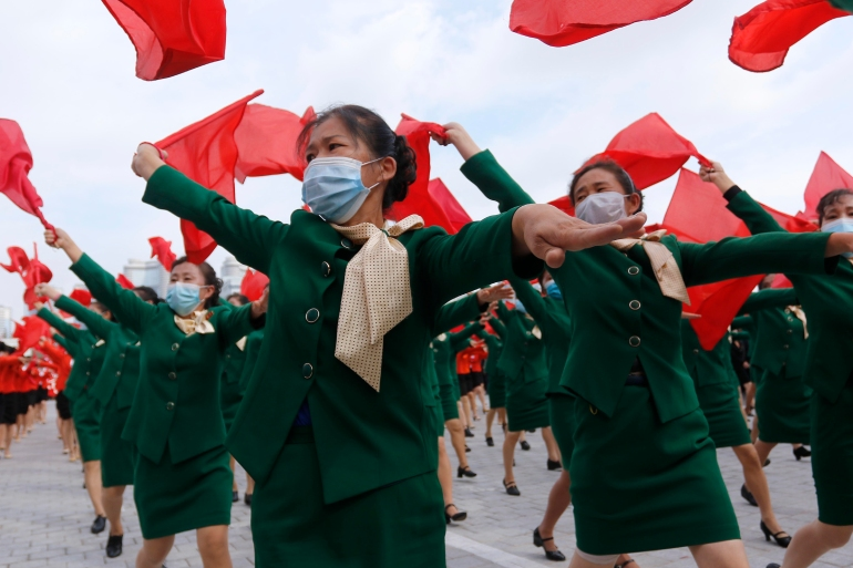 North Korea has confirmed no cases of coronavirus, but has taken steps to curb any spread of COVID-19 [File: Jon Chol Jin/AP Photo]