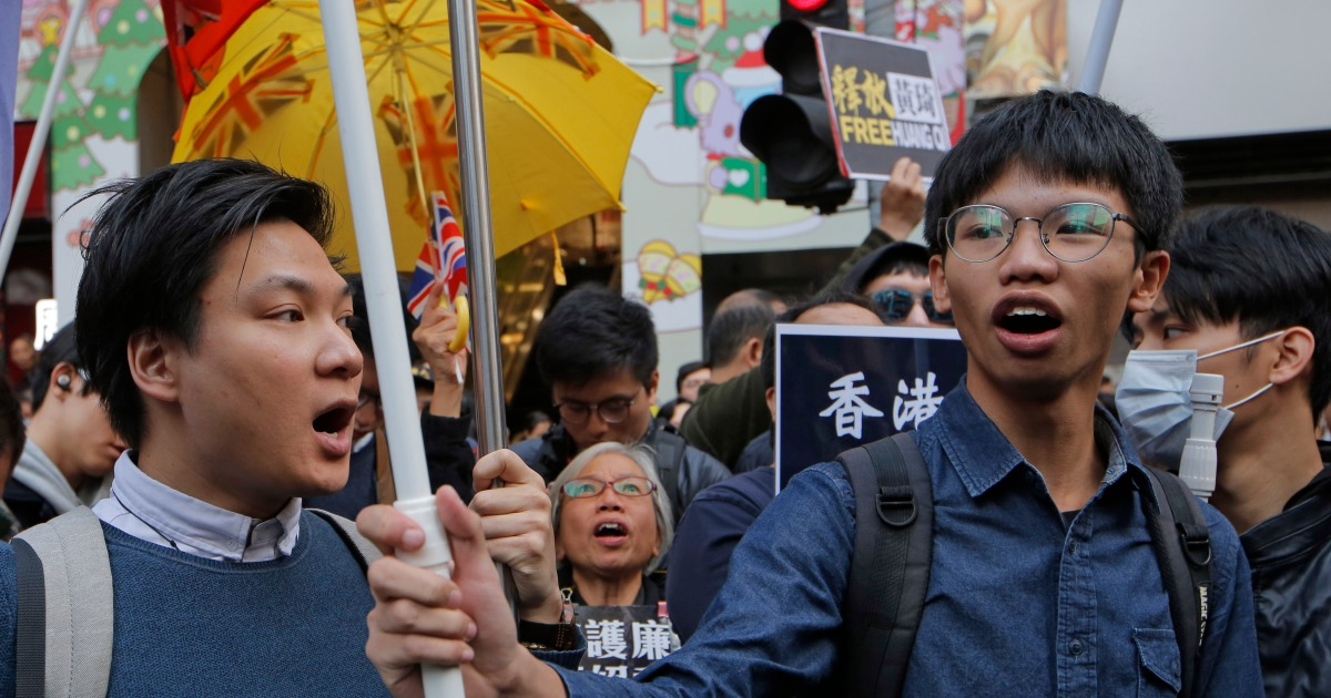 Can China quell dissent in Hong Kong?