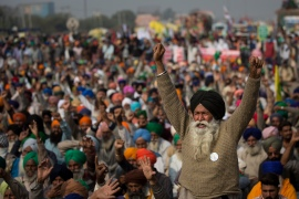 What will it take to end Indian farmers' protests?