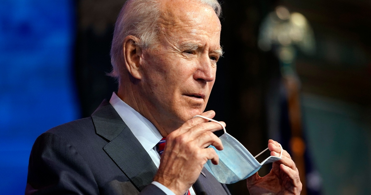 Biden warns of 'very bleak' future following 'dire' jobs report