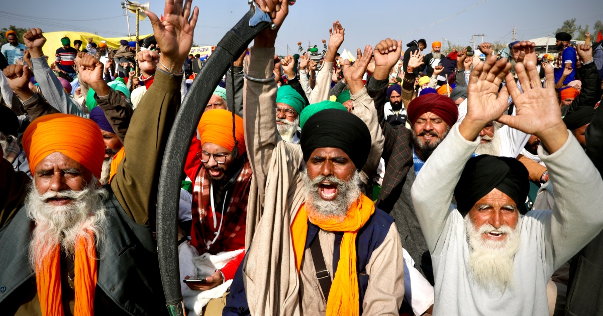 India: Can the farmers protest be resolved? undefined News