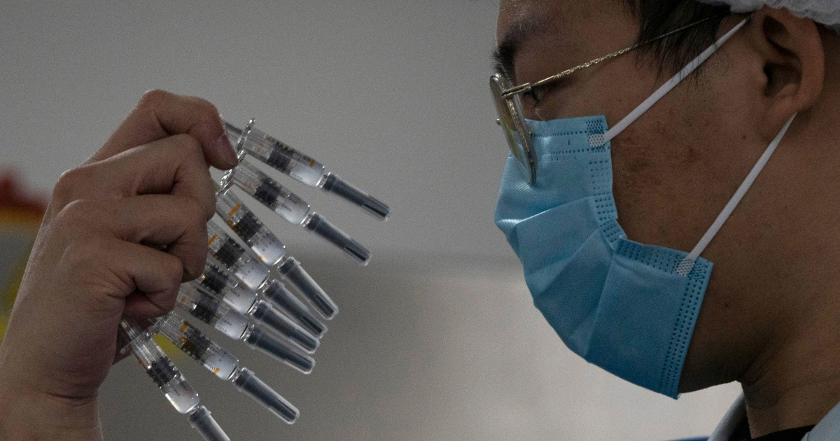 2021-02-09 12:44:01   Russia, China expanding Middle East sway with COVID-19 vaccines   Coronavirus pandemic News