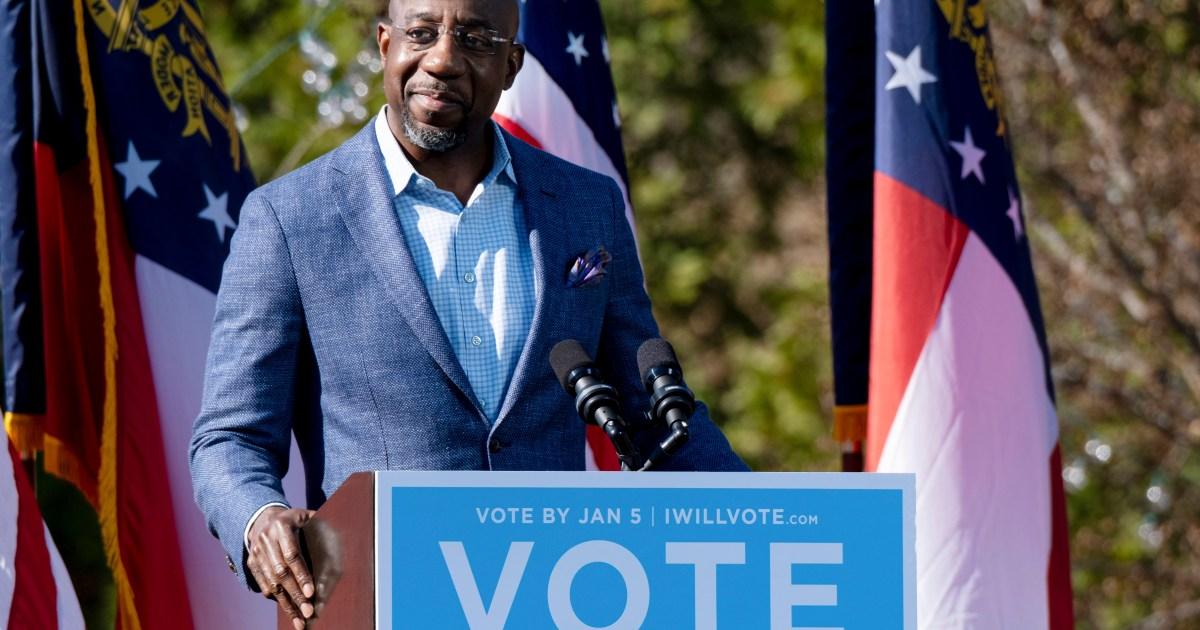 Warnock, Loeffler work to consolidate voters in US Senate runoffs thumbnail