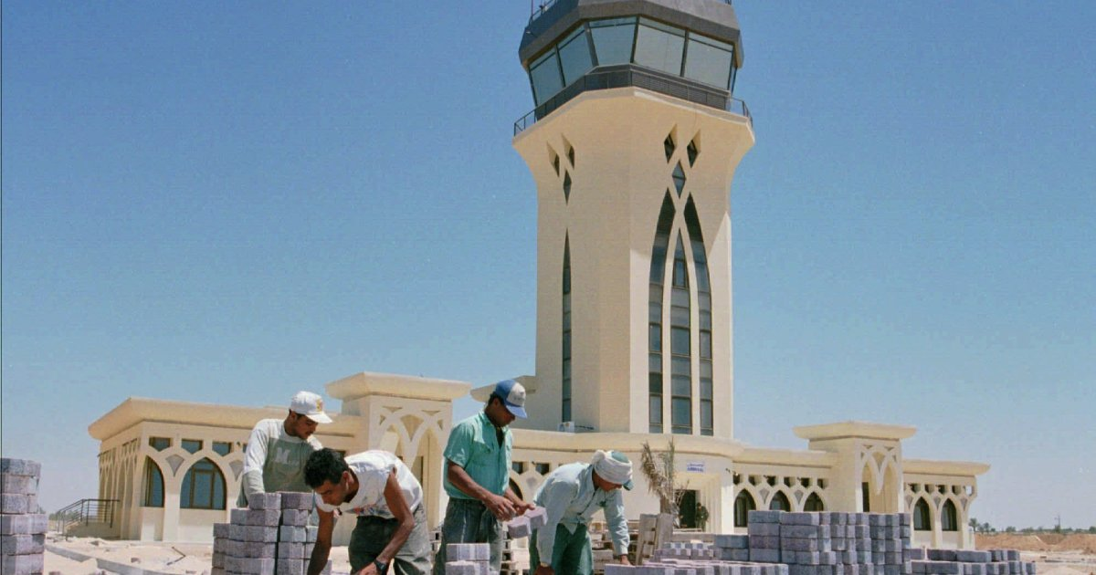 Gaza airport: The legacy of a Palestinian dream thumbnail