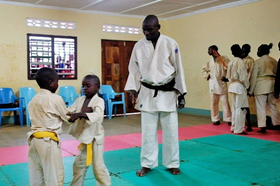 Judo for Peace in the Central African Republic | Close Up