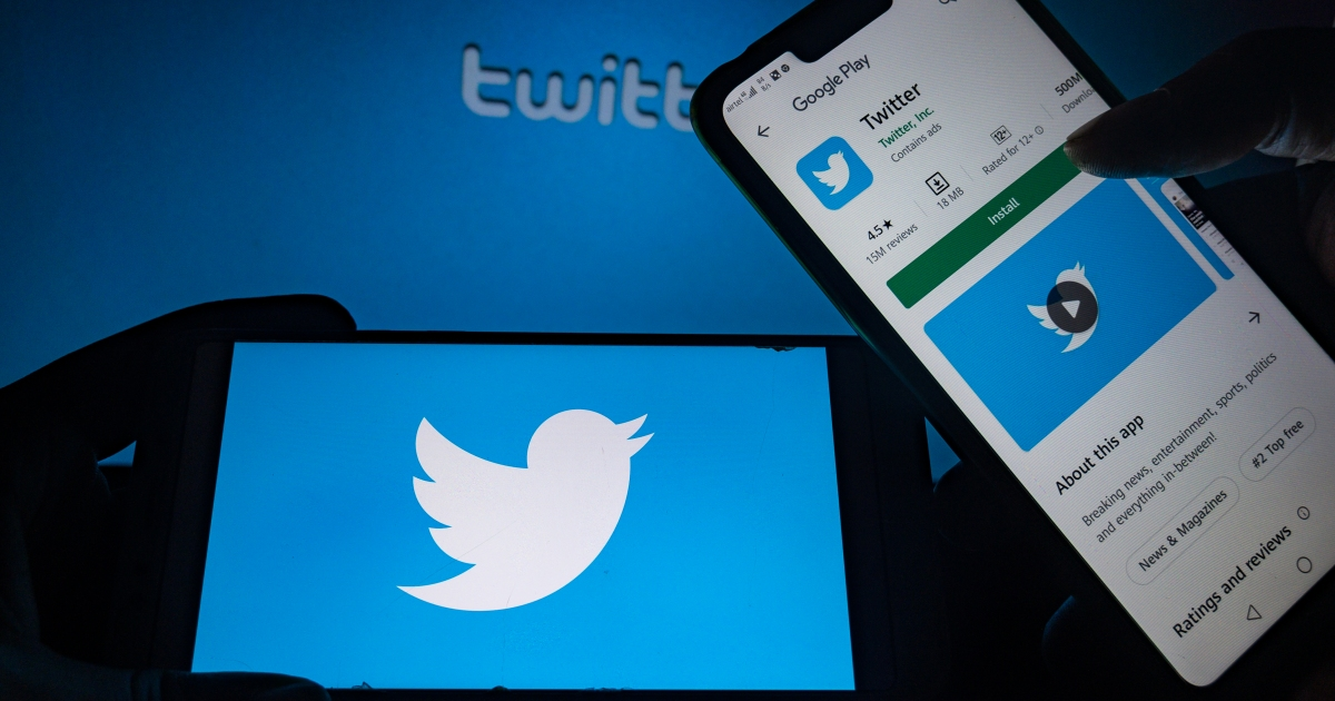 Twitter blocks accounts over India farmers protest on gov't order