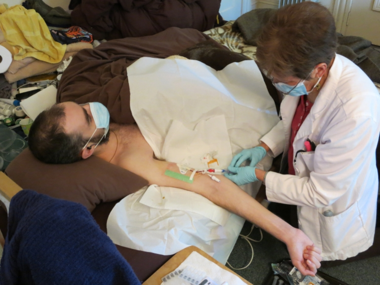 A geneticist's biggest challenge: Curing his own son   Coronavirus pandemic News