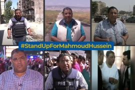The life of Mahmoud Hussein, imprisoned Al Jazeera journalist