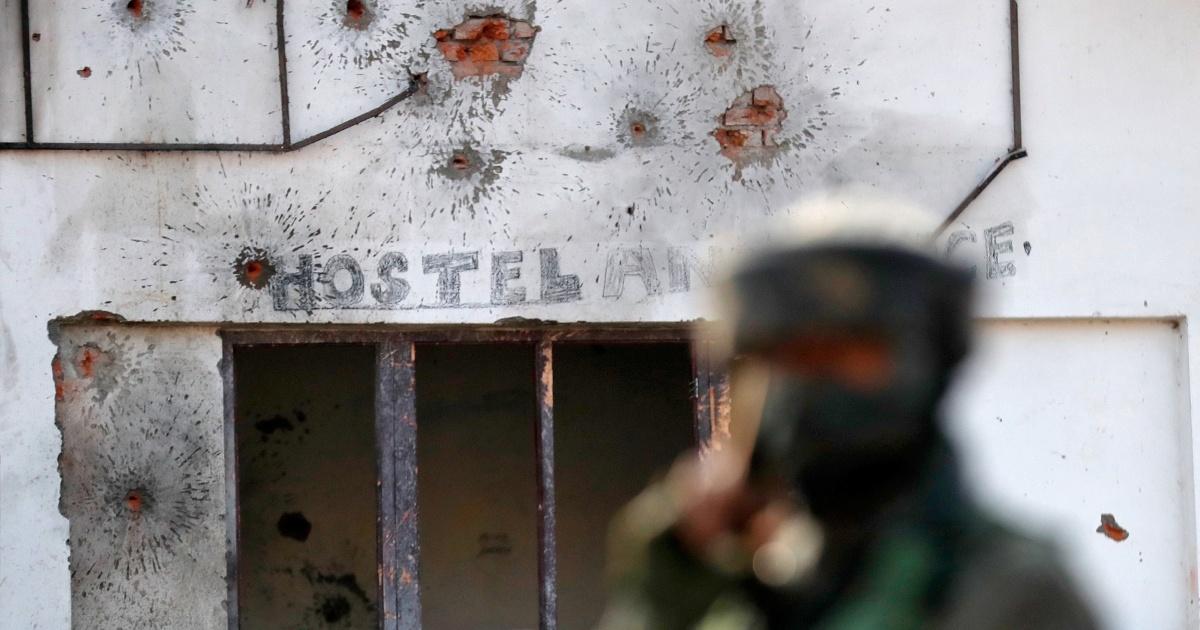 Indian forces kill three Kashmiri men in Srinagar thumbnail