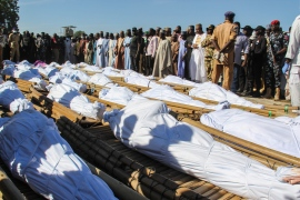 More than 100 killed in 'gruesome' Nigeria massacre
