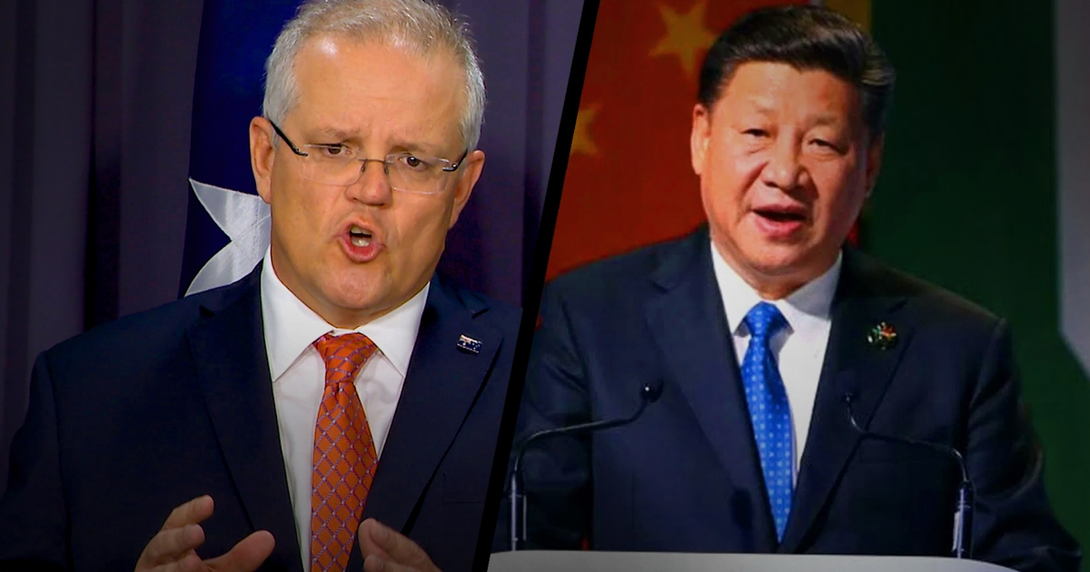 That doctored image and soaring Sino-Australian relations - aljazeera