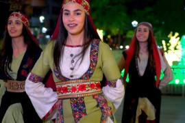 Songs for the Love of Palestine