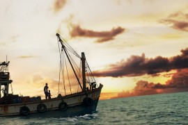 Ghost Fleet: Battling slavery in Thailand's seafood industry