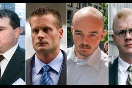 Trump pardons of Blackwater contractors an 'insult to justice'