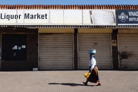 South Africa tightens restrictions amid surge in COVID cases