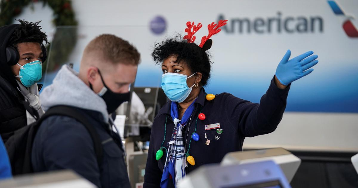I'll be home for Christmas: US hits the road despite COVID surge | Aviation News