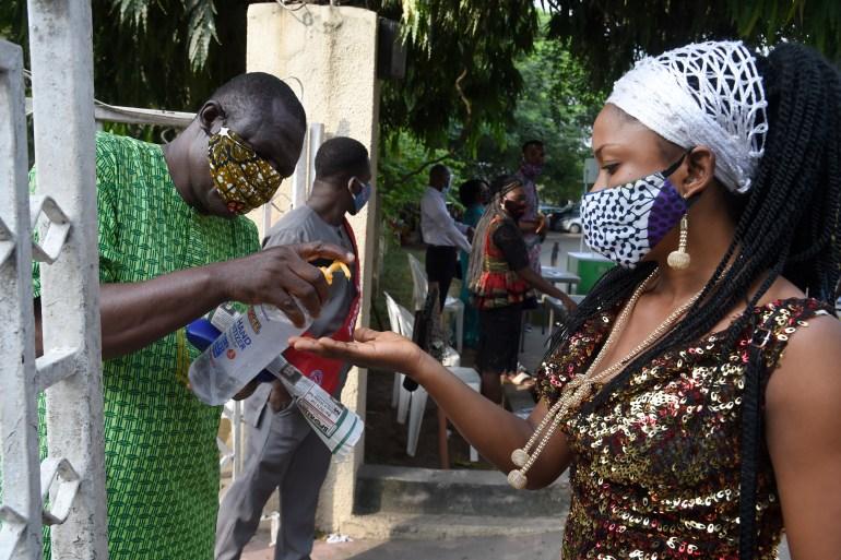 Image result for Nigeria covid
