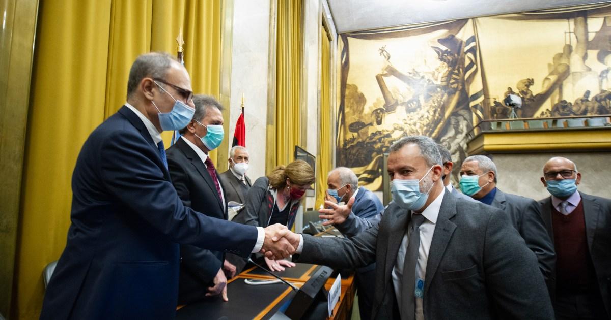 Libyan parliament meets for key vote on endorsing interim gov't