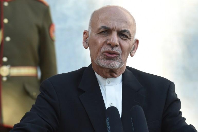 Afghanistan, President Ashraf Ghani, Taliban,General Bismillah Khan Mohammadi,Ahmad Shah Massoud,Asadullah Khalid, 123news