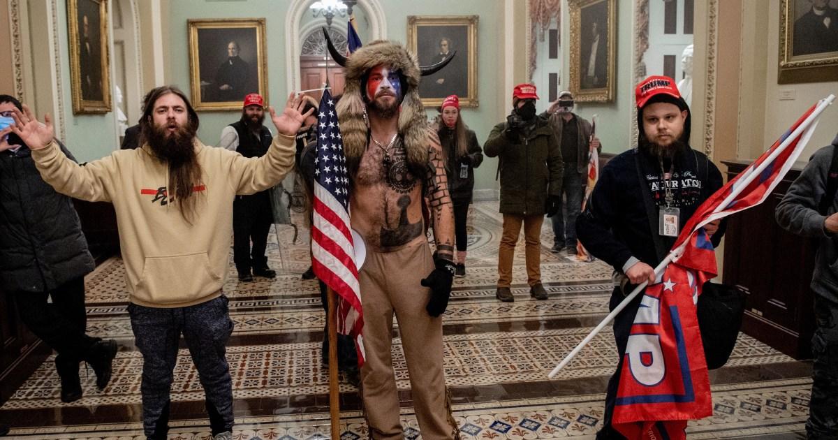 US Capitol riot: Democrats to introduce Trump impeachment article thumbnail