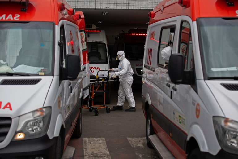 Brazil's Amazonas state braces for another COVID surge | Coronavirus pandemic News