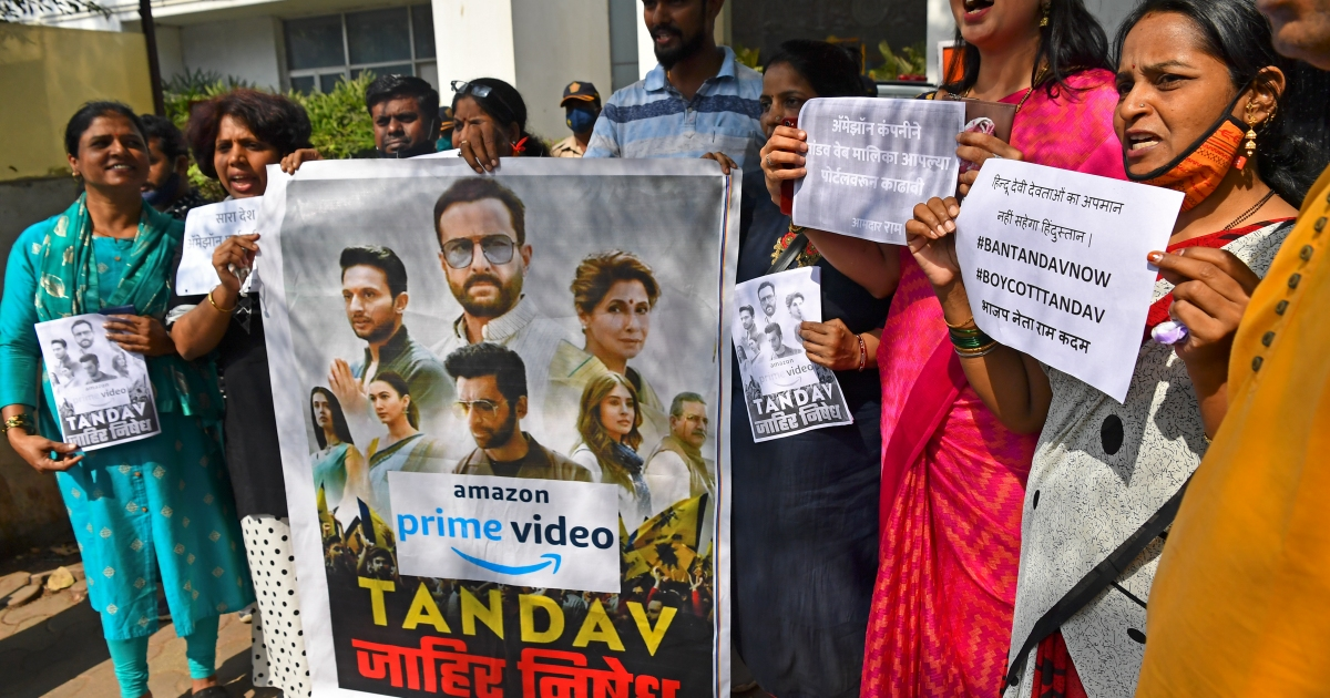 Makers of Amazon Prime show apologise after outcry by India's BJP - aljazeera