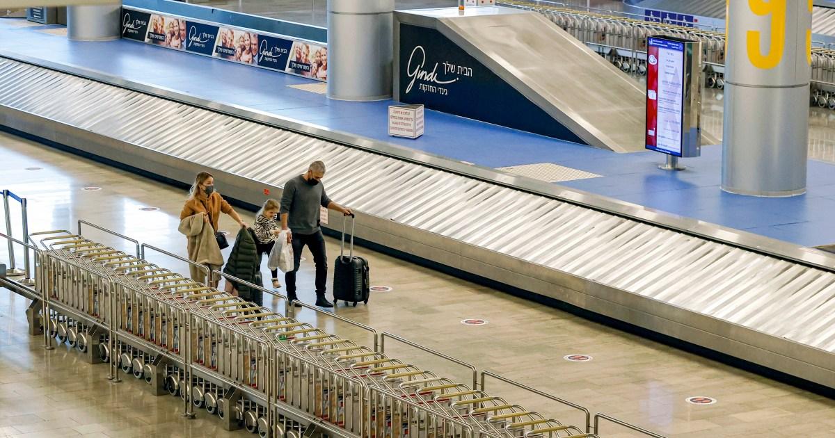 Israel 'closes skies' to air travel as COVID variants found thumbnail