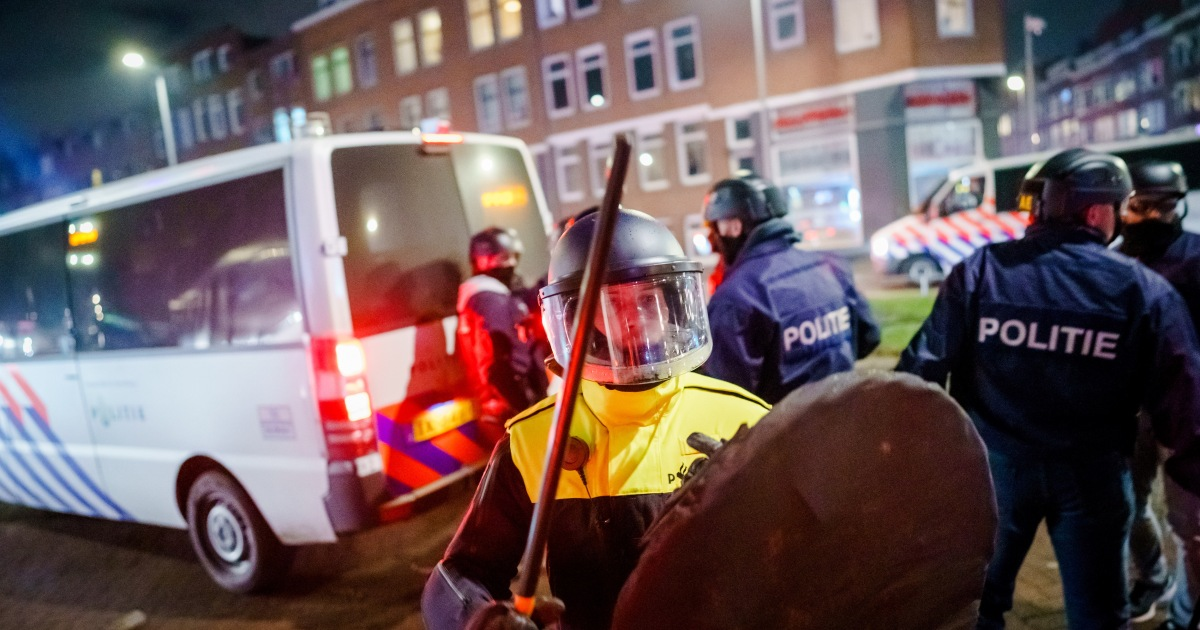 Dutch court approves government's use of pandemic curfew measures