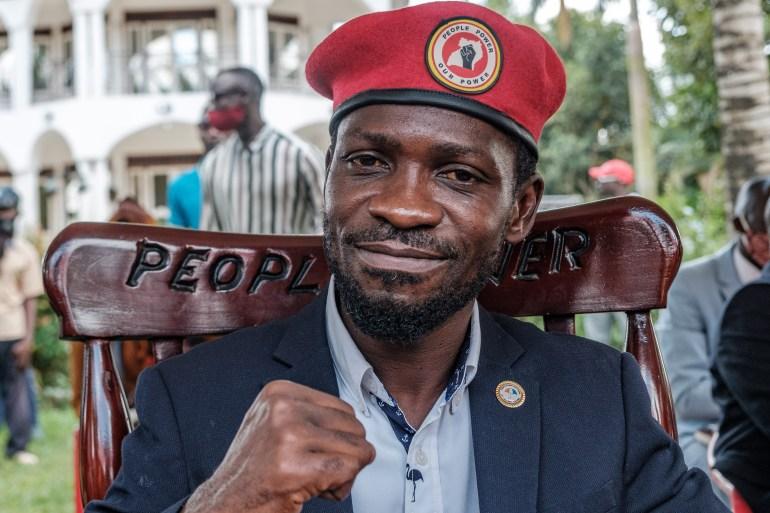 Uganda ends house arrest of opposition leader Bobi Wine | Uganda News | Al Jazeera
