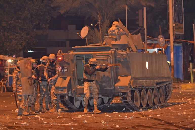 , Dozens injured in anti-lockdown protests in Lebanon's Tripoli, Indian & World Live Breaking News Coverage And Updates