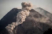 Mount Merapi is Indonesia's most active volcano [Agung Supriyanto/AFP]