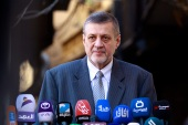 Jan Kubis is currently the UN special coordinator for Lebanon [File: Haidar Hamdan/AFP]