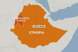 Ethiopian county, home to 25,000 people, seized by fighters: EHRC