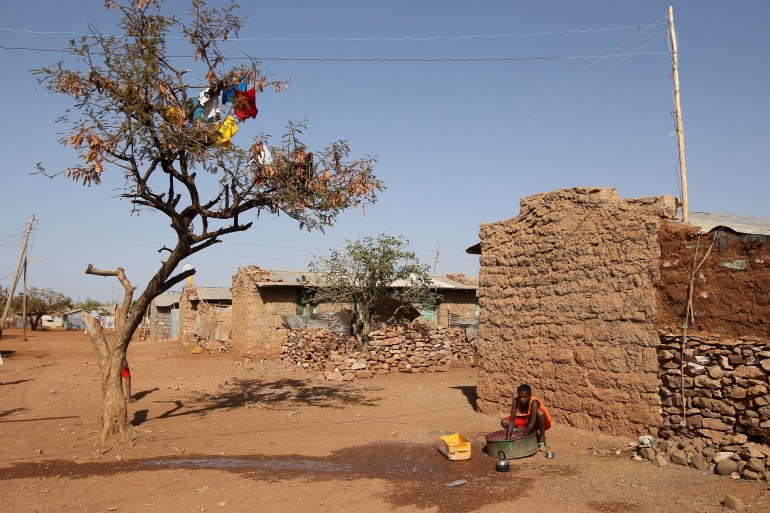 Aid agencies say they have been unable to reach the camps since the conflict erupted in Tigray in November [Tiksa Negeri/Eritrea-Politics/Reuters]
