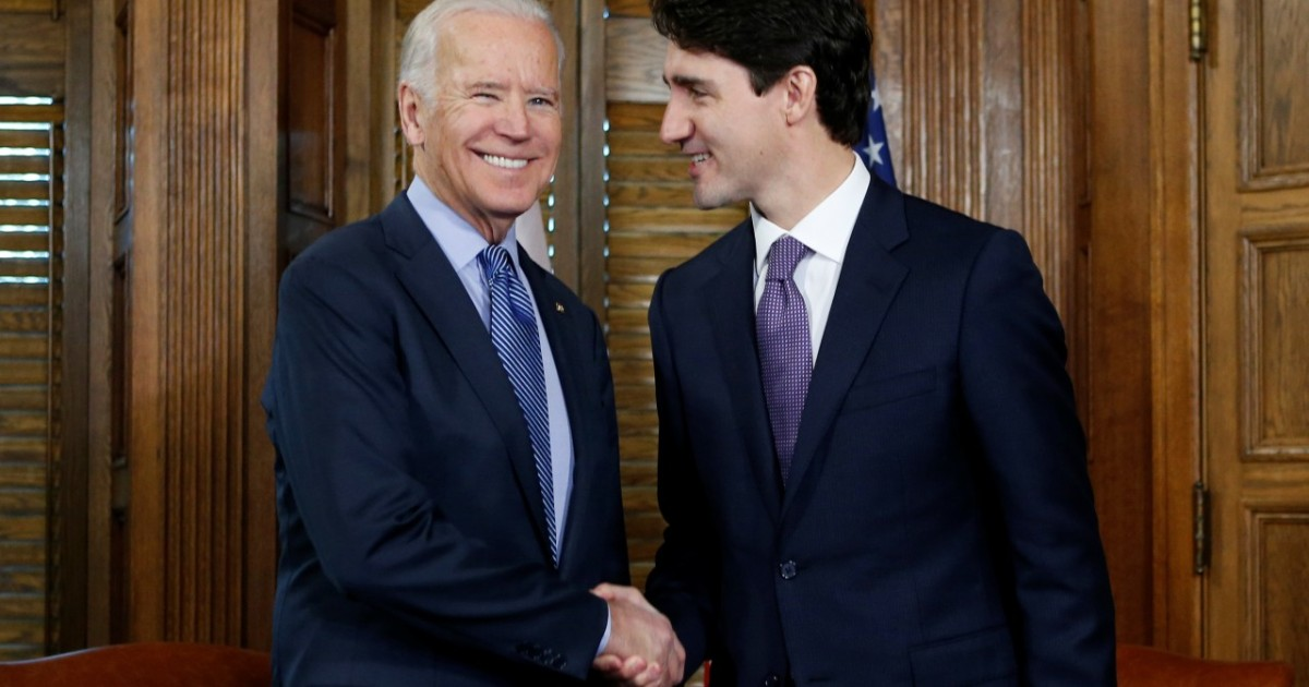 Biden to fulfill Trudeau subsequent month to debate pandemic response