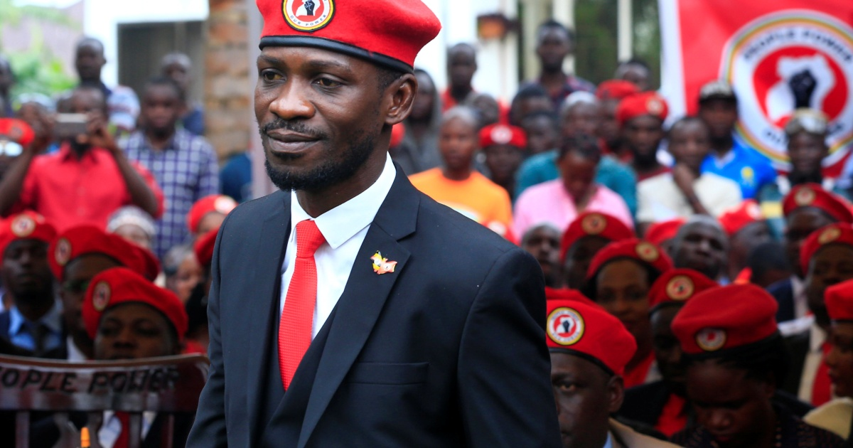 Uganda Election: Bobi Wine Rejects Poll Results, Declares Victory as Ugandas Awaits Final Results
